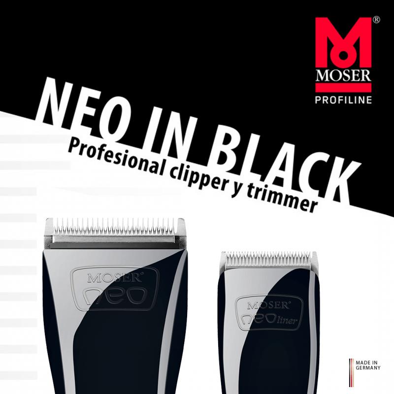 Neo & Neo Liner Black Edition Wahl Spain